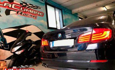 BMW Serie 4 escape doble. La Cumbre Barcelona
